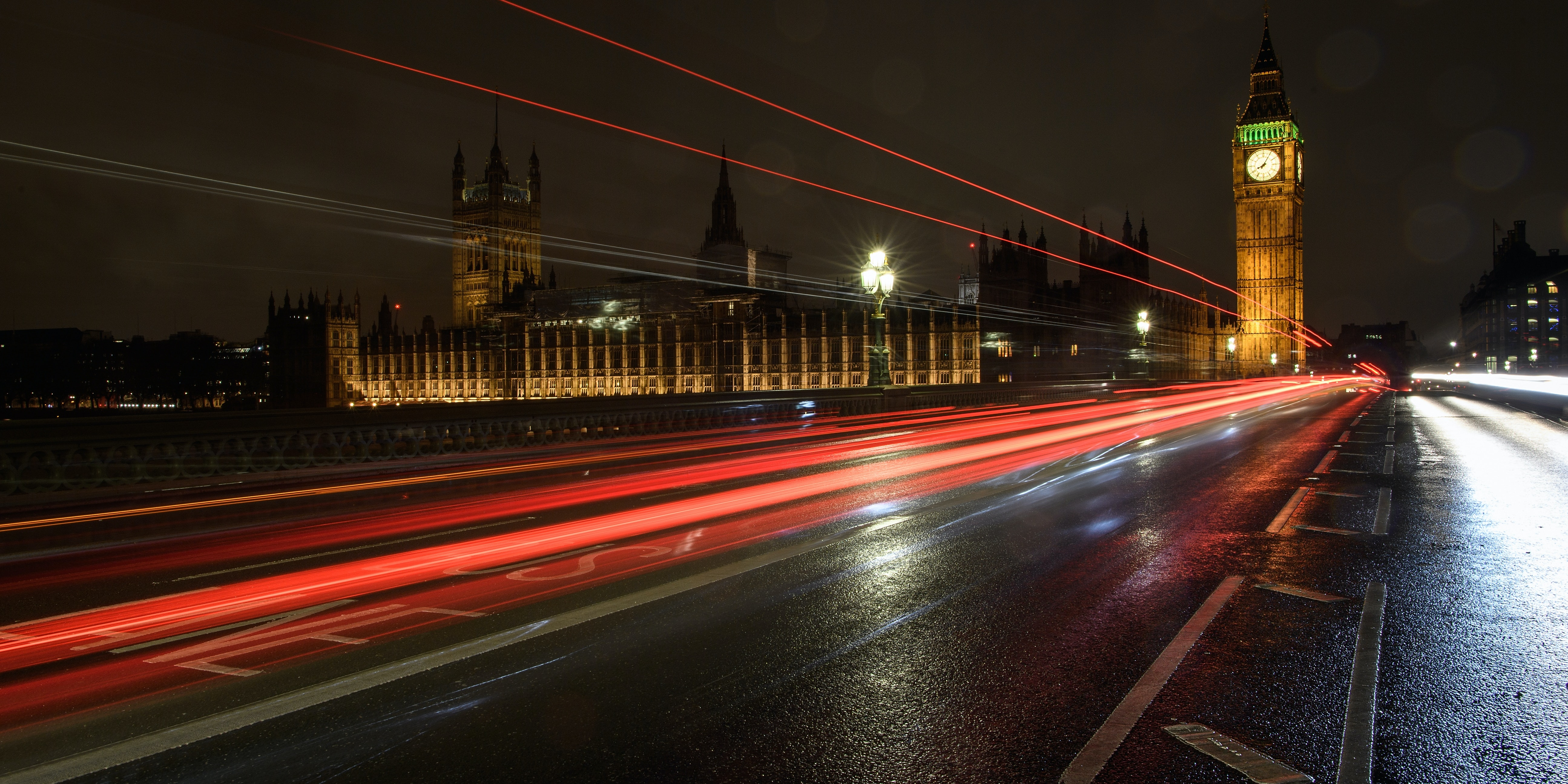 LONDON, ENGLAND - JANUARY 06:  Elizabeth Tower, commonly referred to as Big Ben, and the Houses of Parliament are seen on January 6, 2017 in London, England.  The iconic building is set to undergo six years of structural repair and renovation between 2022 and 2028,  due to crumbling stonework and inadequate fire safety systems.  (Photo by Leon Neal/Getty Images)