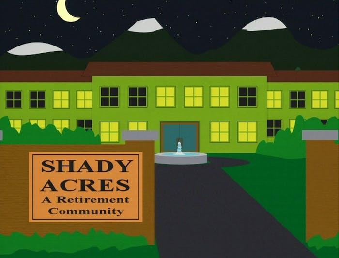 Shady Acres Nursing Home Thor