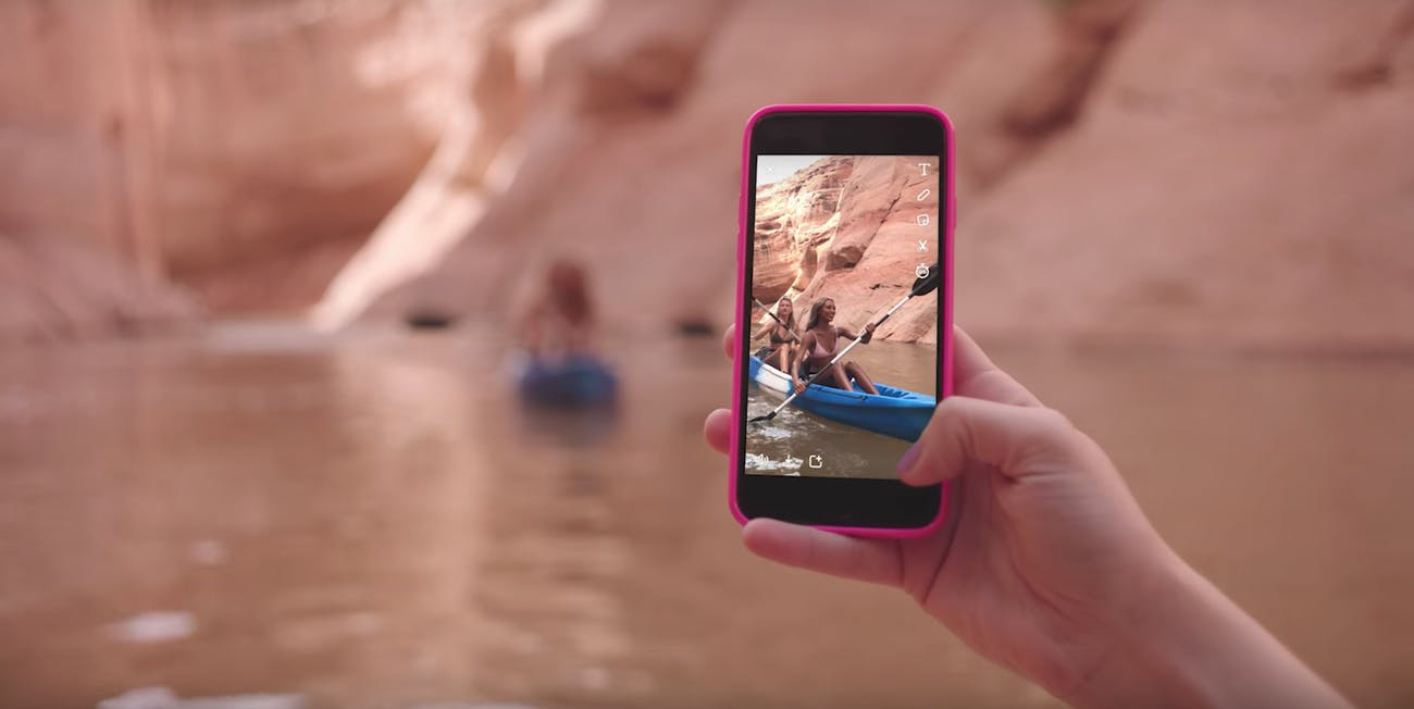 Snapchat Introducing Custom Stories