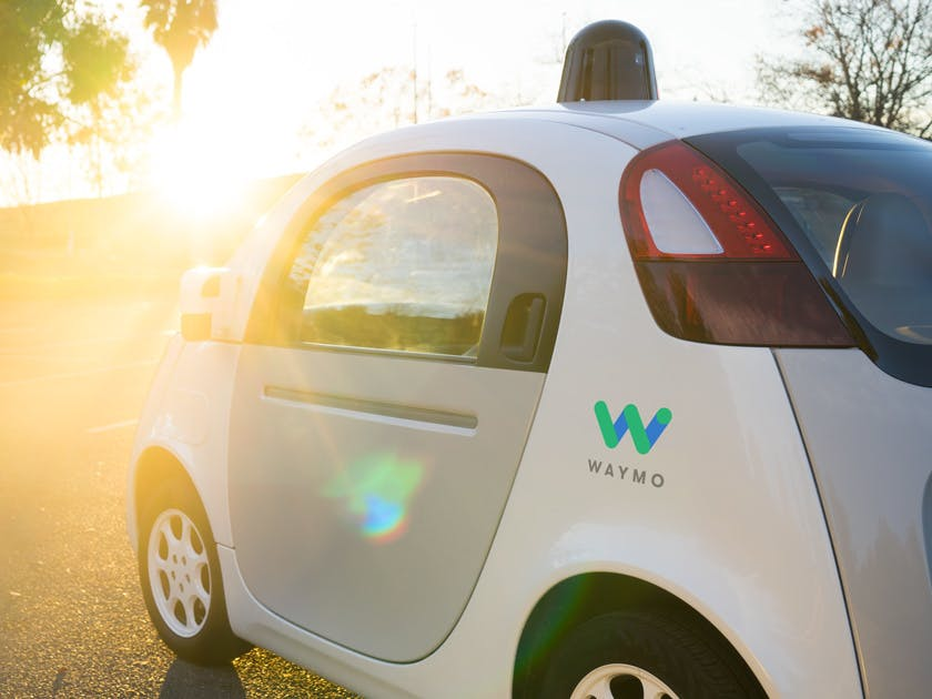 Google Could One Day Sell Waymo to Cities for Autonomous Buses