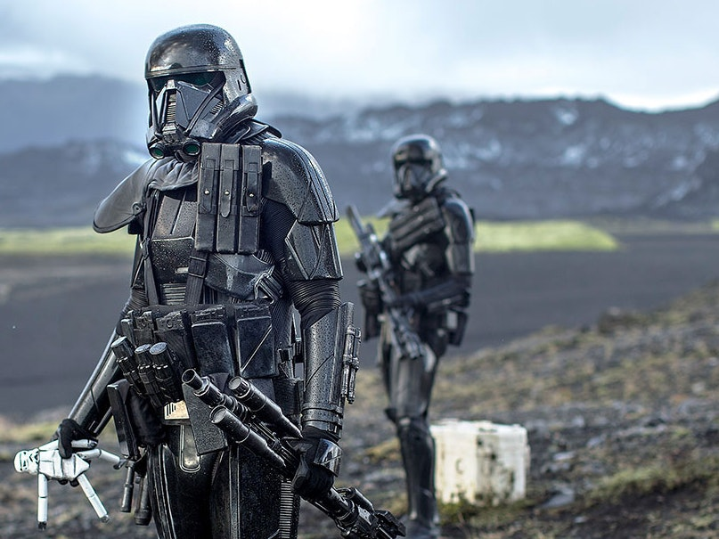 Can 'Rogue One' Possibly Explain All Its New Retconning?