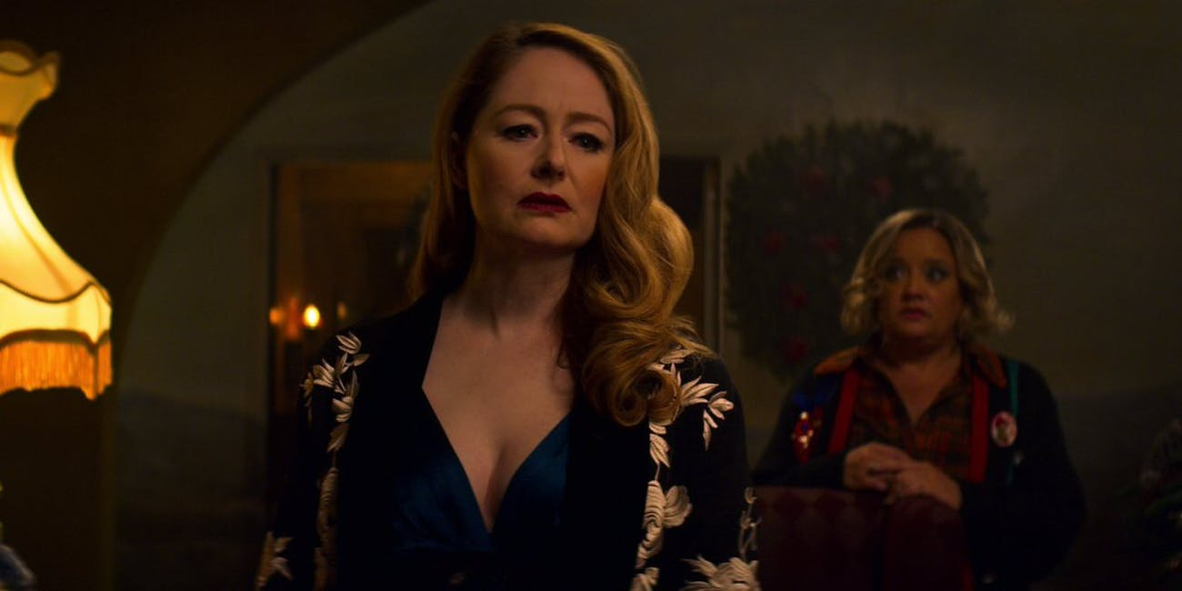 'Chilling Adventures of Sabrina: A Midwinter's Tale'  Zelda and Hilda