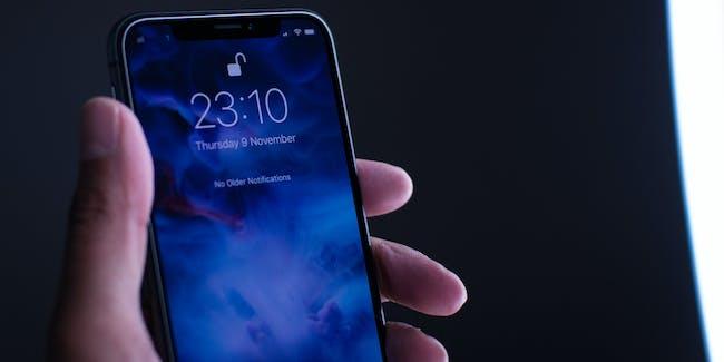 iphone x apple smartphone