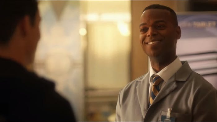 Henry Hewitt played a nearly forgettable role on 'The Flash', but he could be a valuable member of the Earth-2 team.