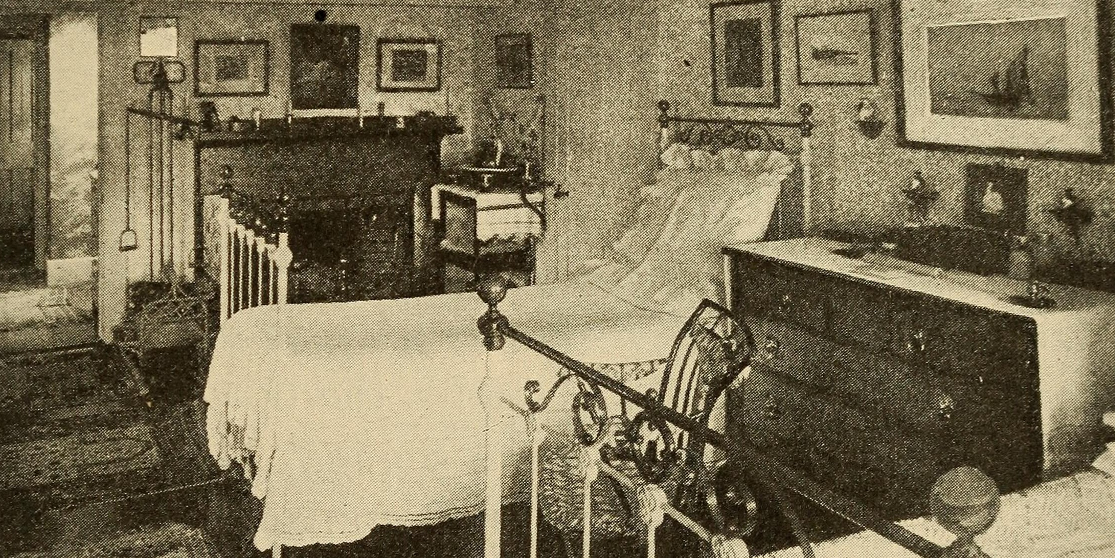"""Image from page 114 of """"Health in home and town"""" (1912)"""