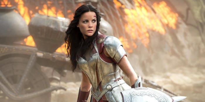 Lady Sif Thor Ragnarok