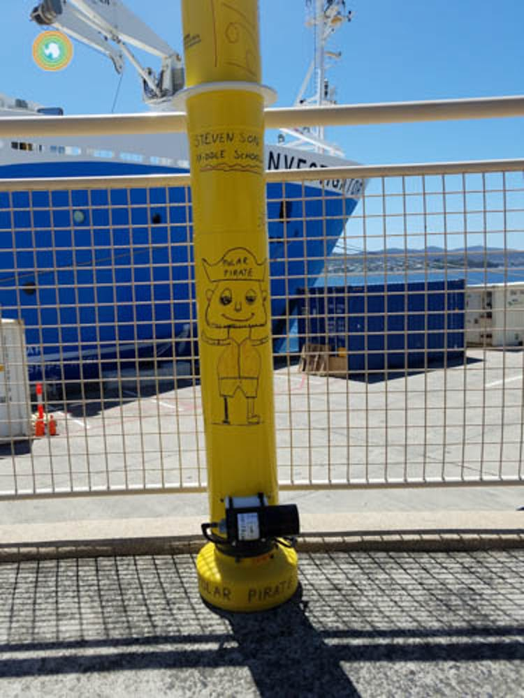 SOCCOM Princeton float drone probe climate change Antarctica