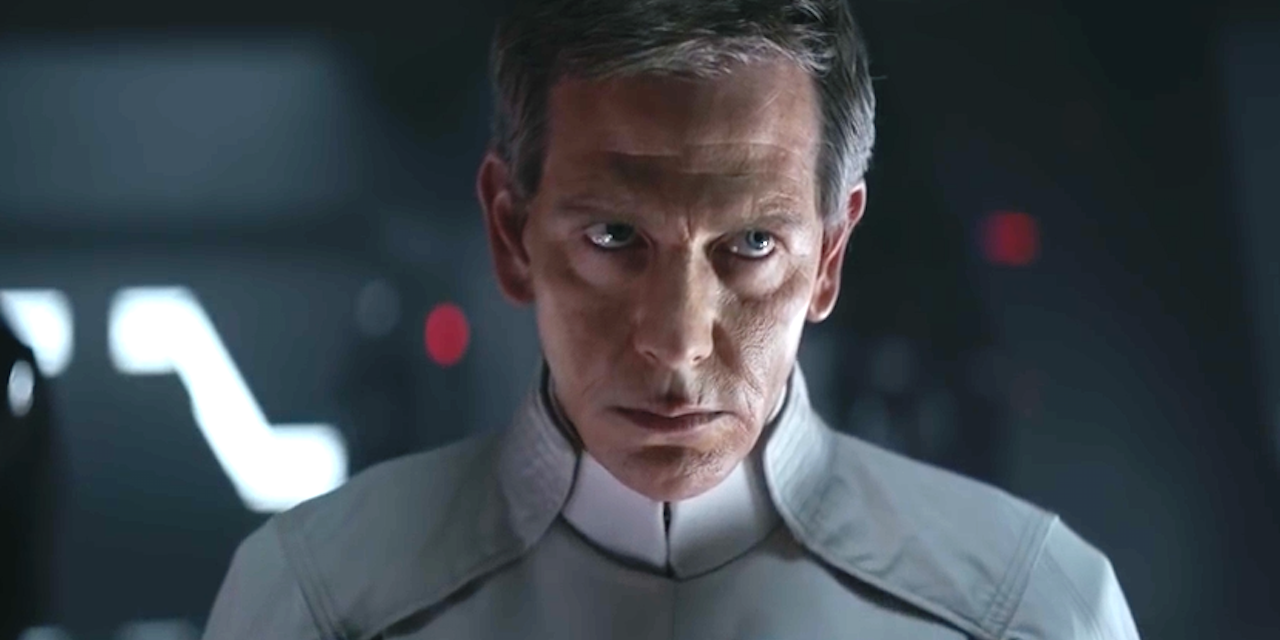 The 'Rogue One' Baddie Orson Krennic Is Nothing Like Darth Vader