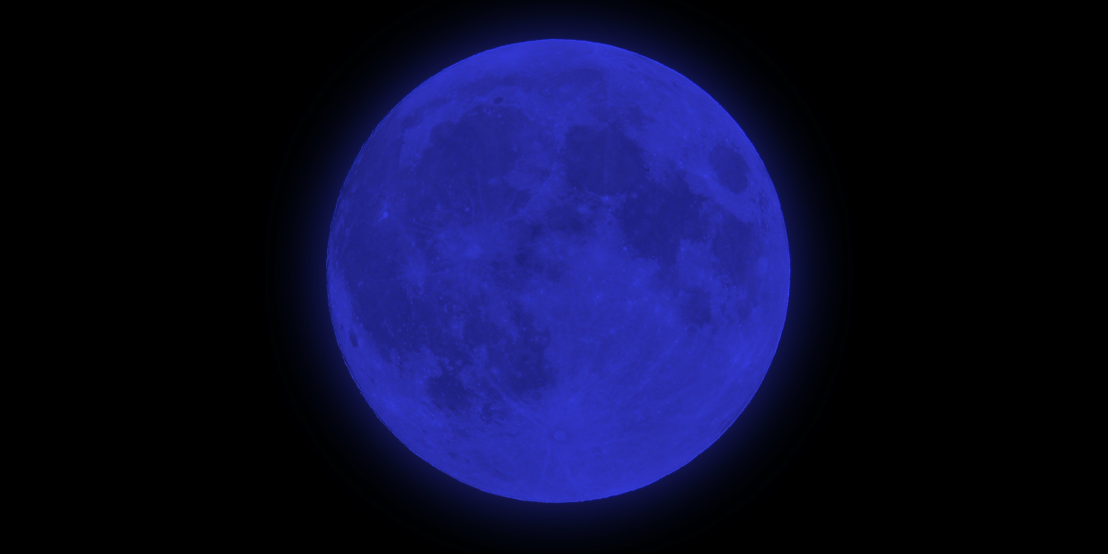 This Weekend's Blue Moon Will Be the OTHER Type of Blue Moon