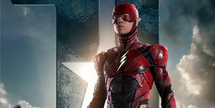 Justice League The Flash