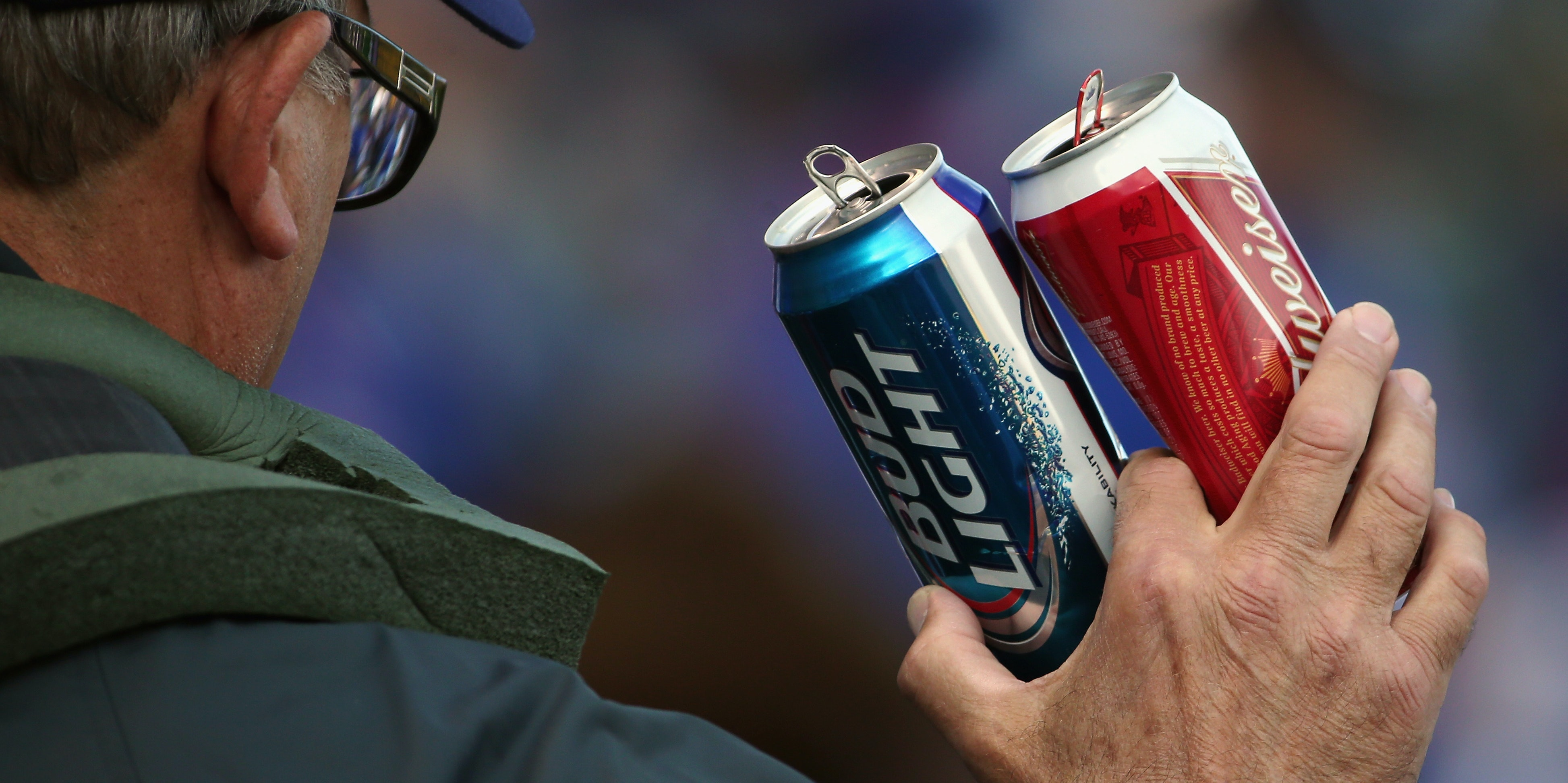 Beer Bottles and Aluminum Cans: What's Left?