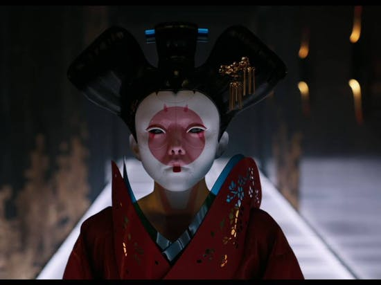 All About Robot Geishas and Cyborgs in 'Ghost in the Shell'