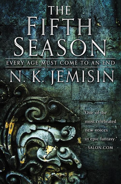 Best Novel Winner 'The Fifth Season'