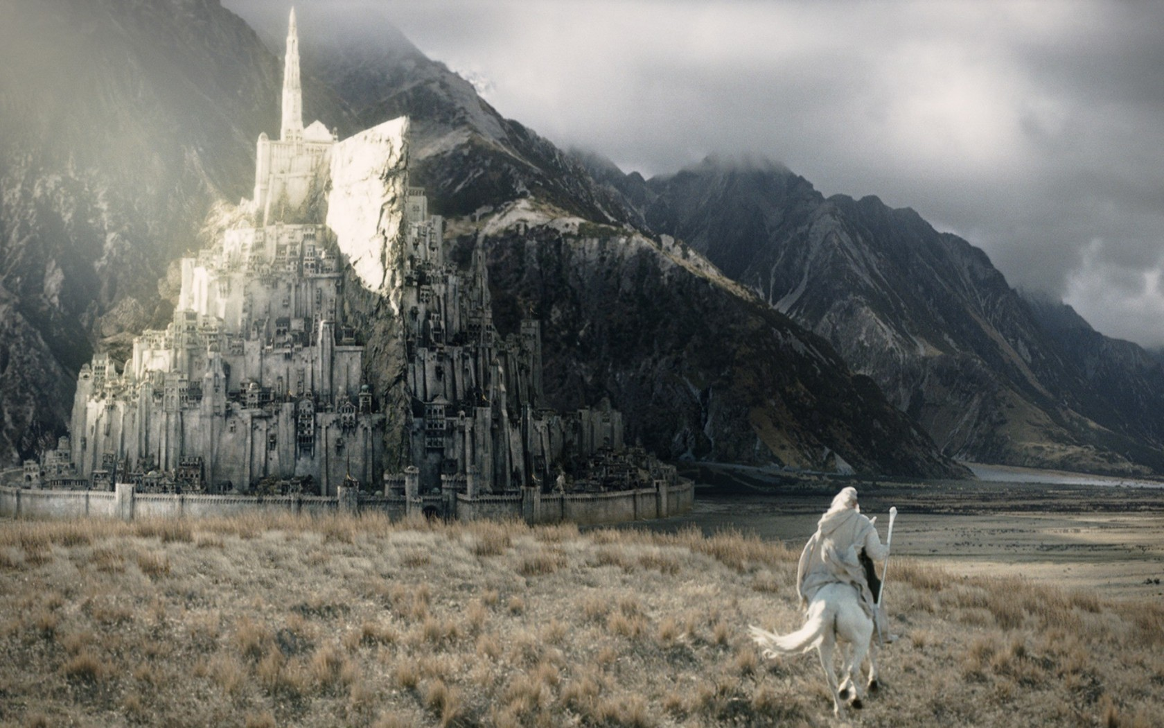 Tolkien Fans Try To Crowdfund Minas Tirith For Nearly 2