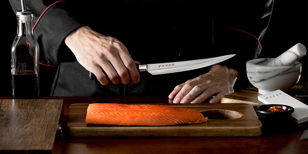 This Precision-Balanced Japanese Knife Set Is 88% Off