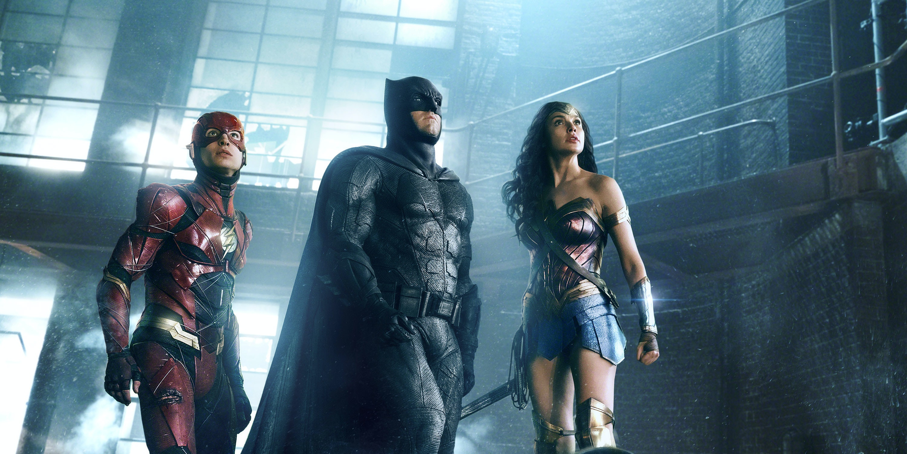 Batman Wonder Woman Justice League