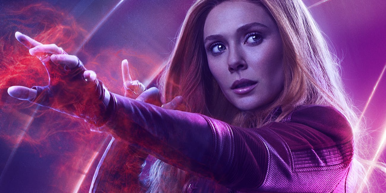 Scarlet Witch Avengers