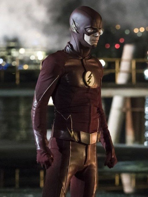 Barry Allen doesn't play.