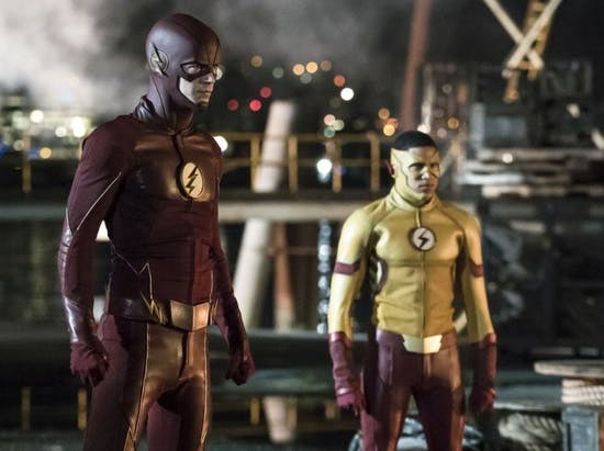 'The Flash' Takes a Crazy Trip Back to the Future