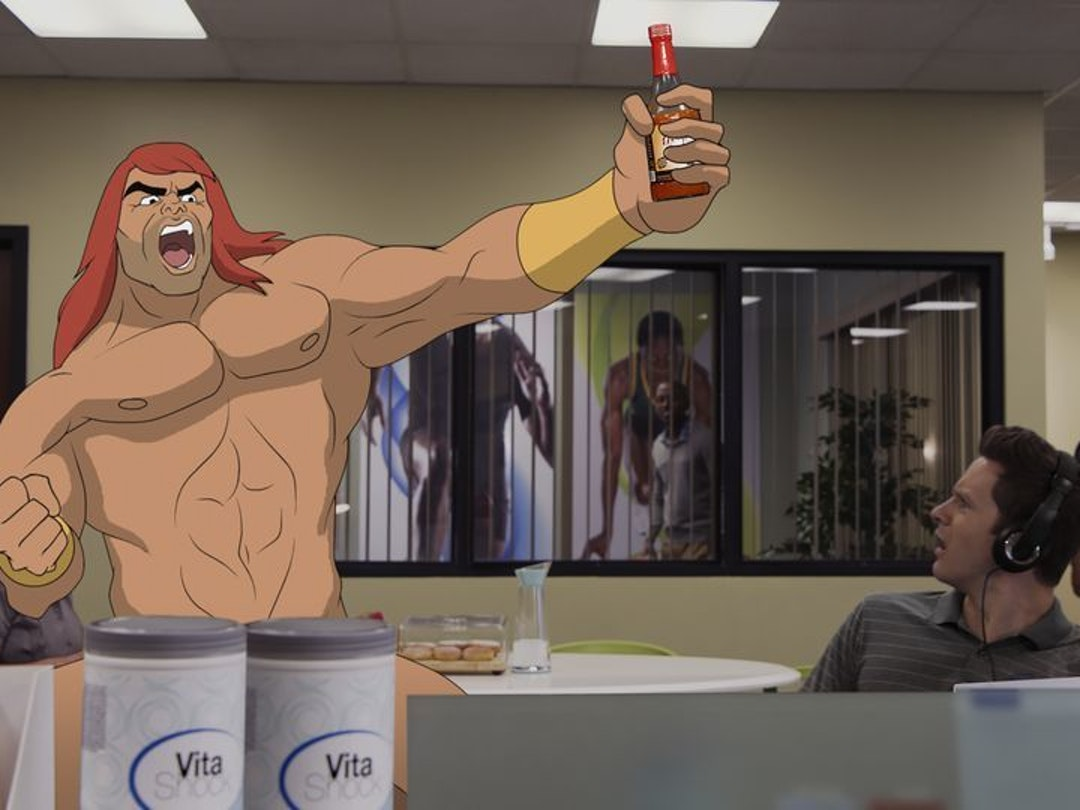 Zorn finds the hot sauce
