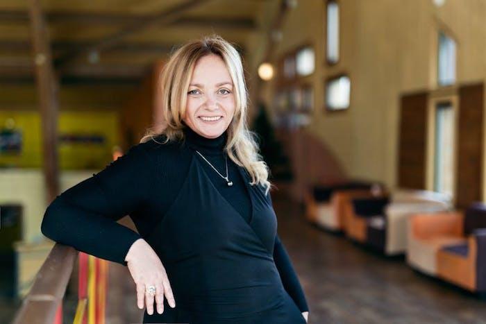 Olga Uskova.