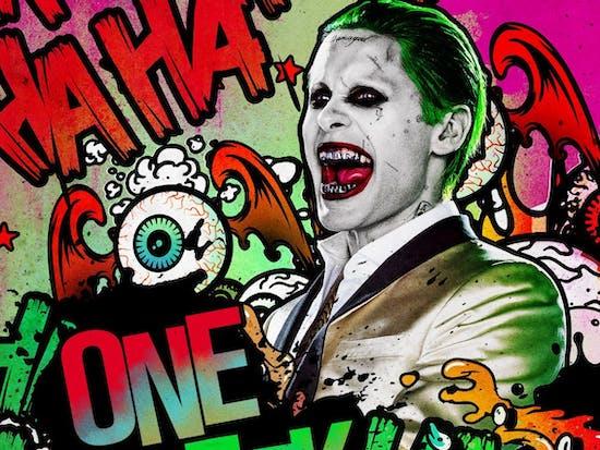 Jared Leto's Joker Encapsulates Every 'Suicide Squad' Error