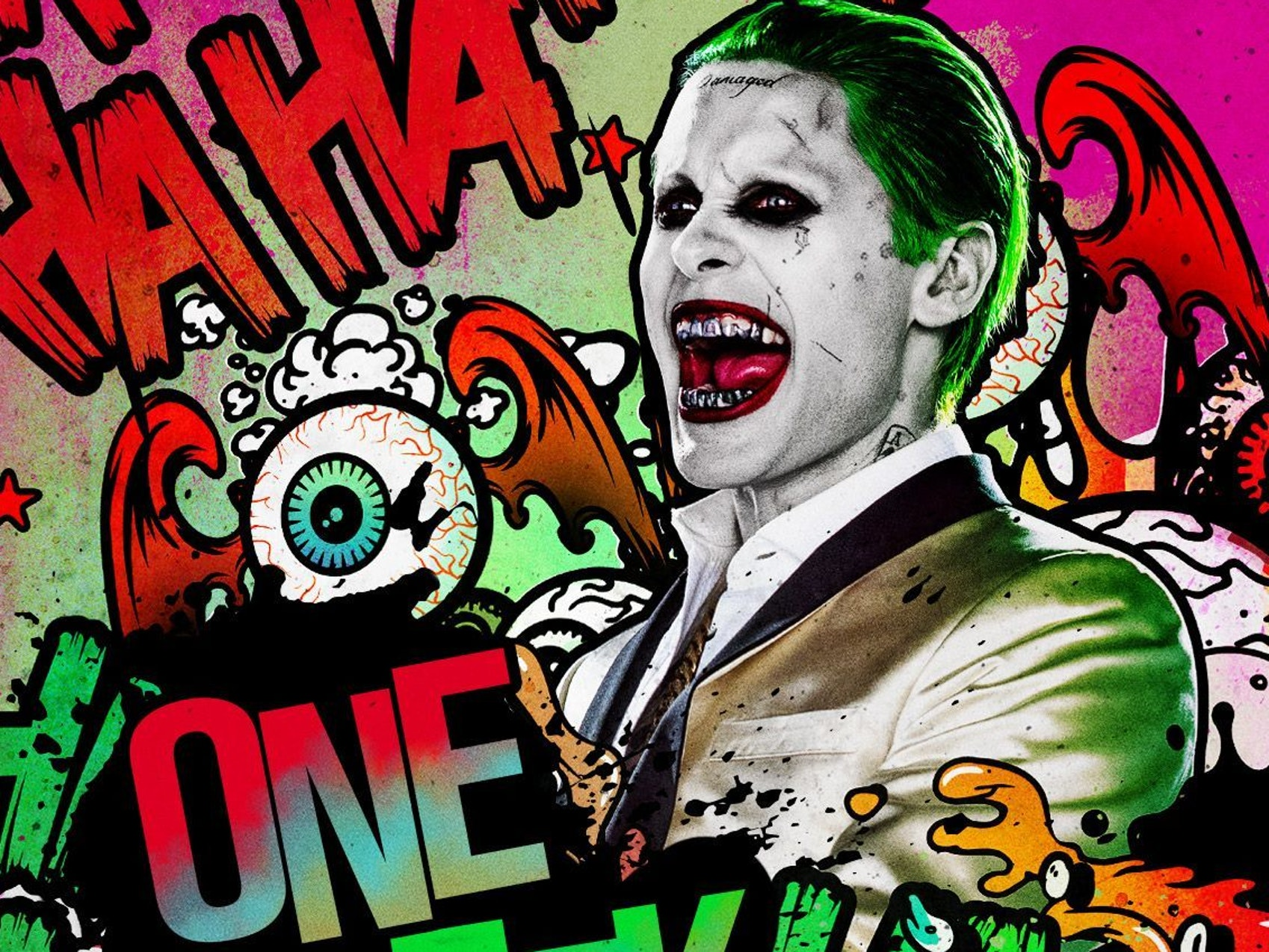Jared Leto's Joker Encapsulates Every 'Suicide Squad' Error