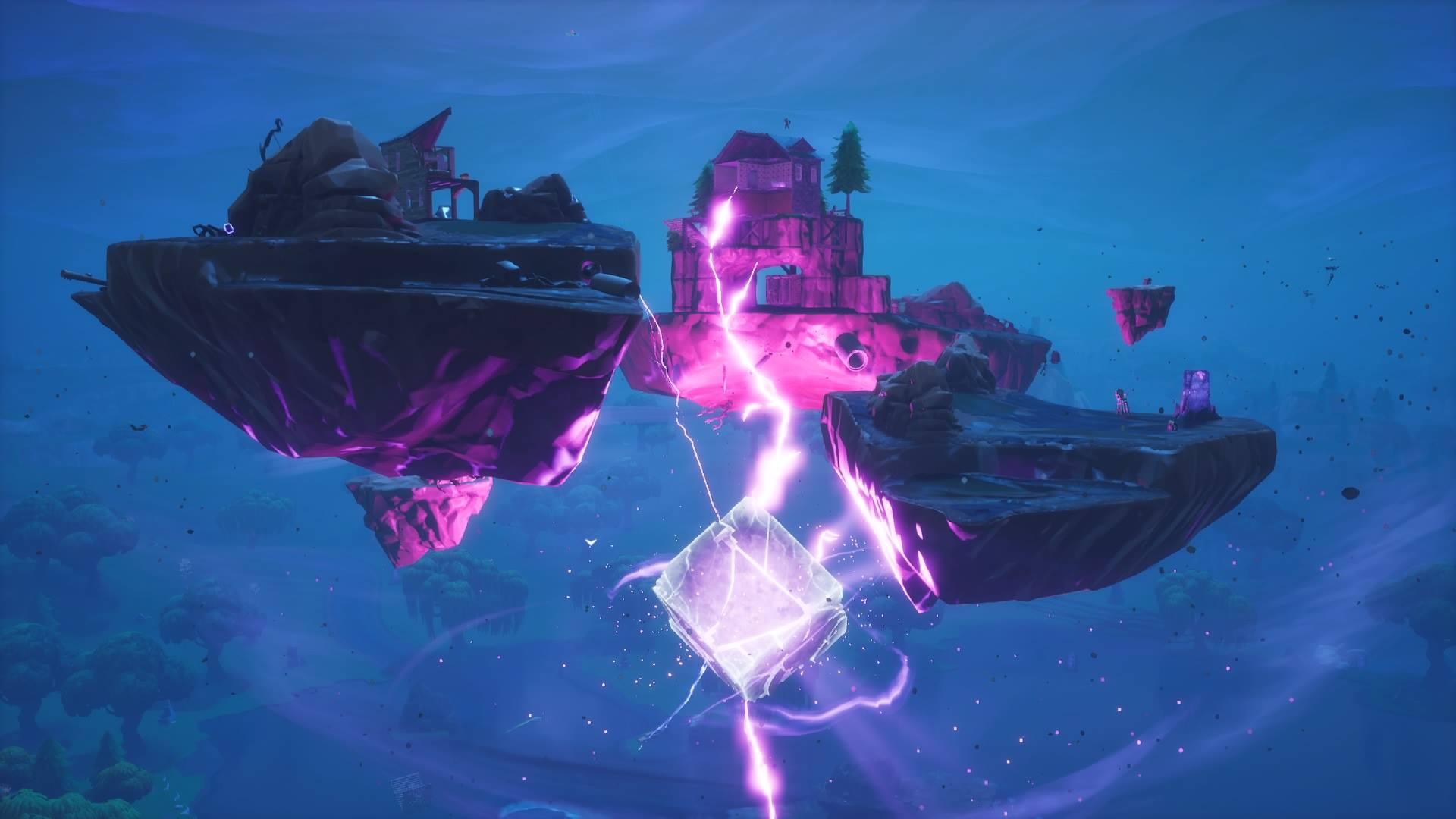 Fortnite New Leaky Lake An Otherworldly In Game Event Changed The