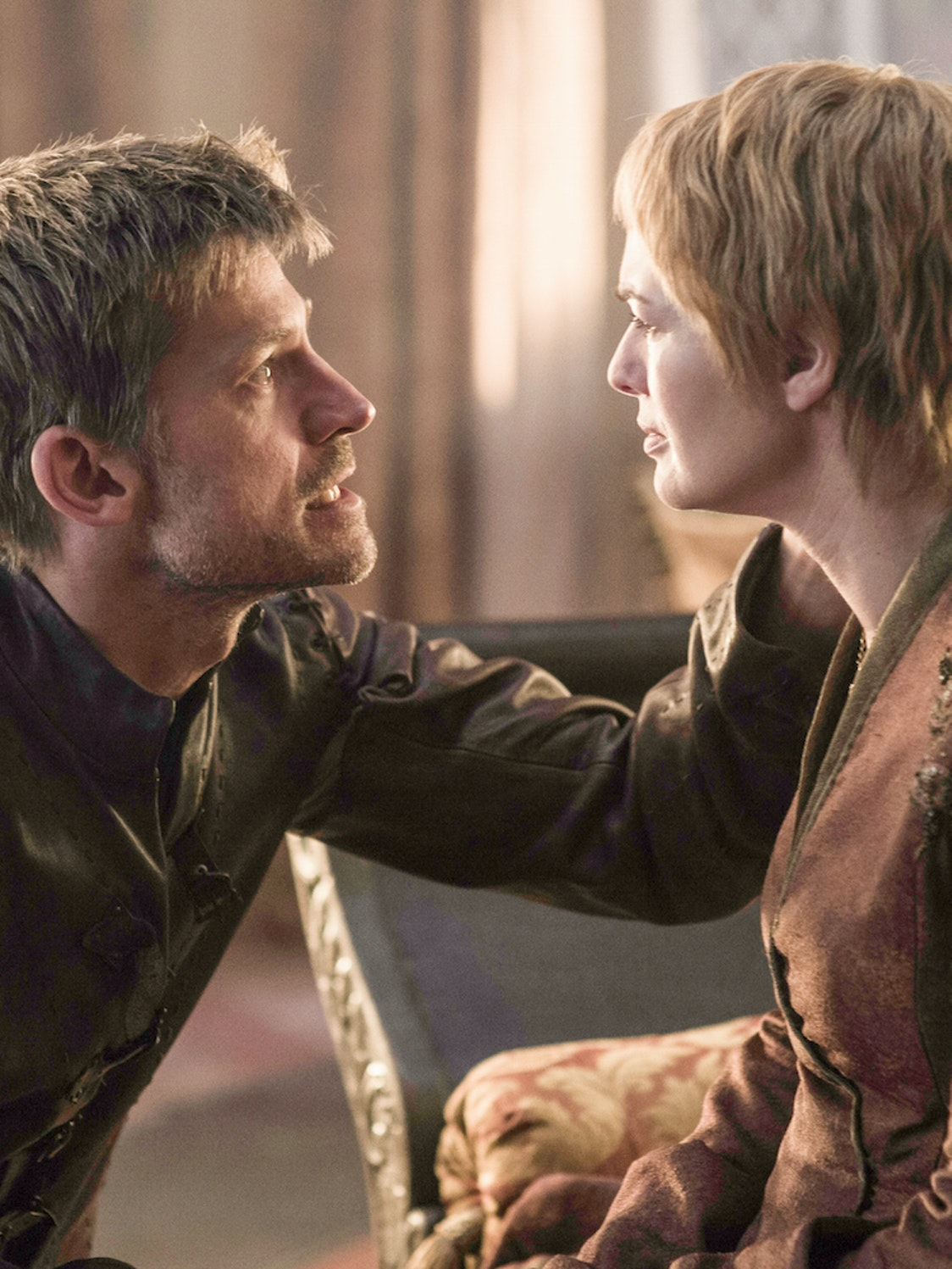 Jamie Lannister might not kill Cersei Lannister after all