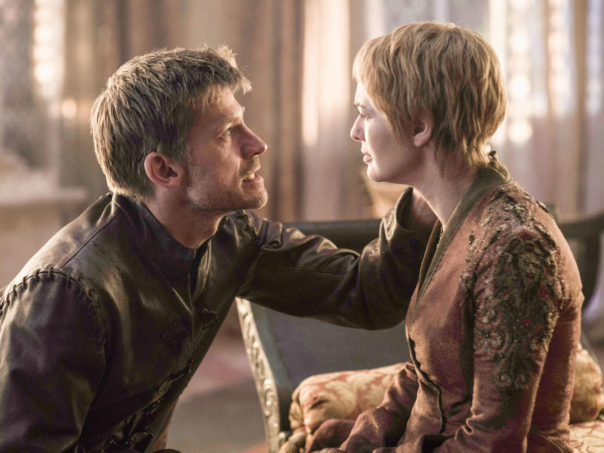 Jaime Lannister Says He Won't Kill Cersei on Game of Thrones