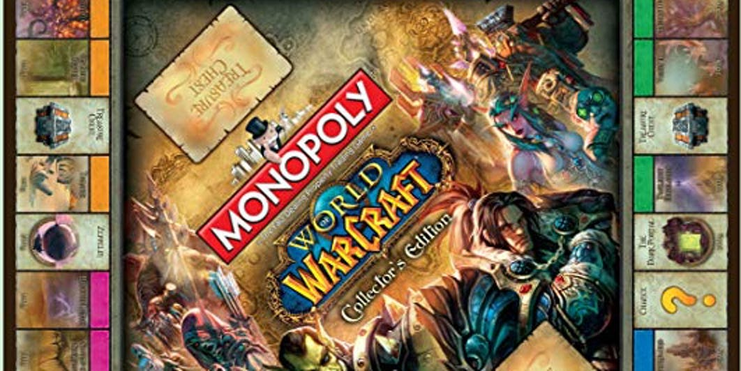 World of Warcraft Monopoloy