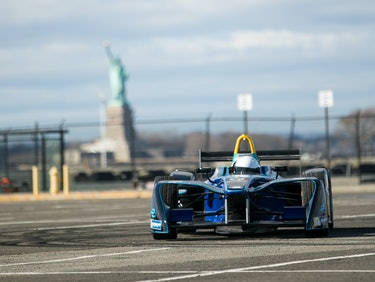 How Brooklyn is Preparing for a High-Speed Electric Car Race
