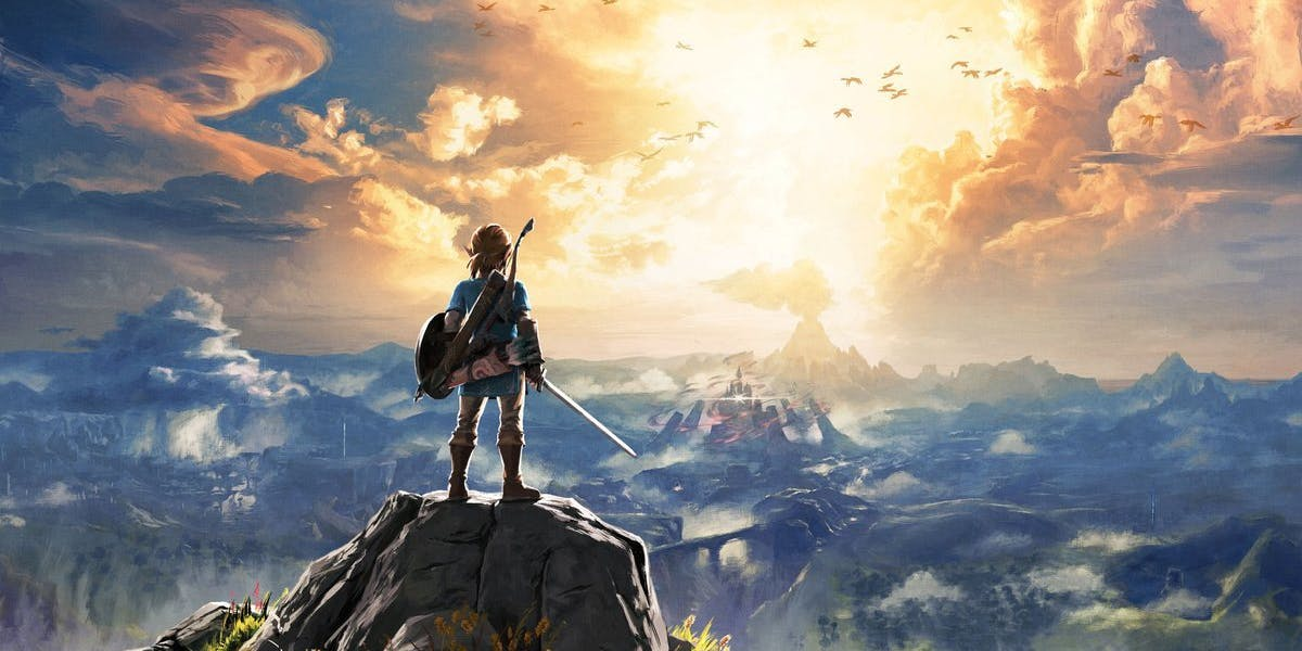 'Legend of Zelda: Breath of the Wild'