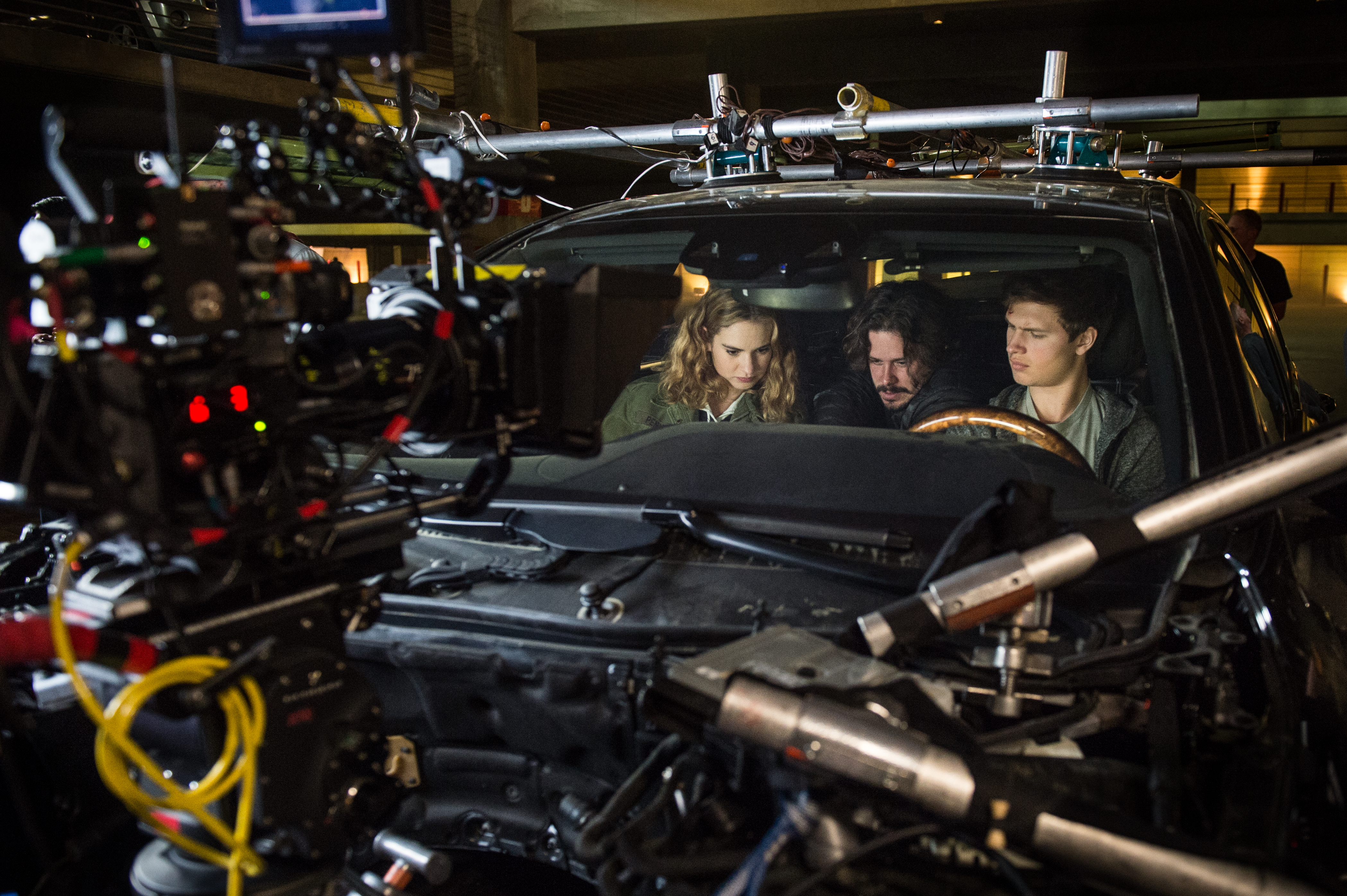 how baby driver pulled off its car stunts according to edgar rh inverse com