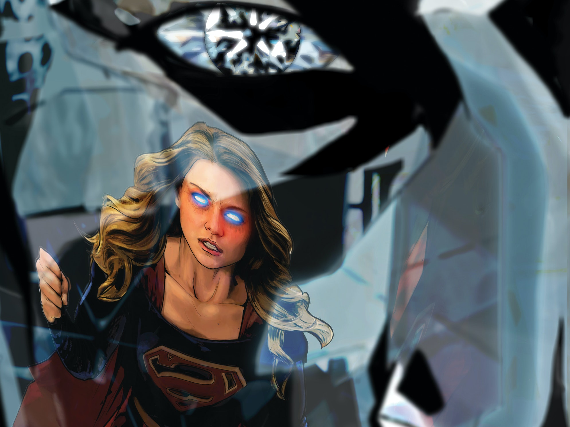 Here's an Exclusive Preview of 'Adventures of Supergirl' #9