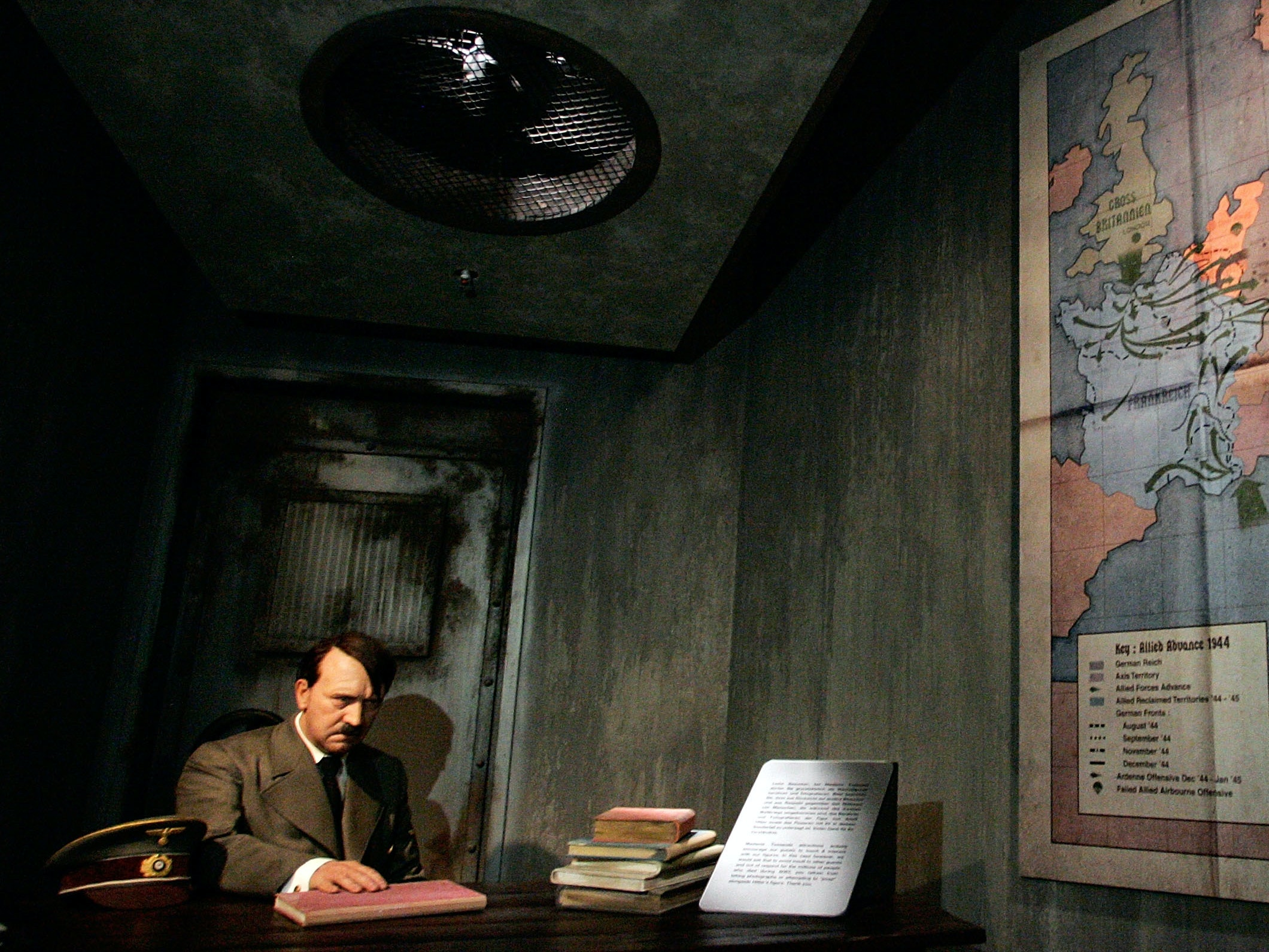 "German Hobbyist Claims Hitler's Buried Nukes Could Start a ""Second Chernobyl"""