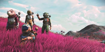 'No Man's Sky' Next was totally worth the wait.