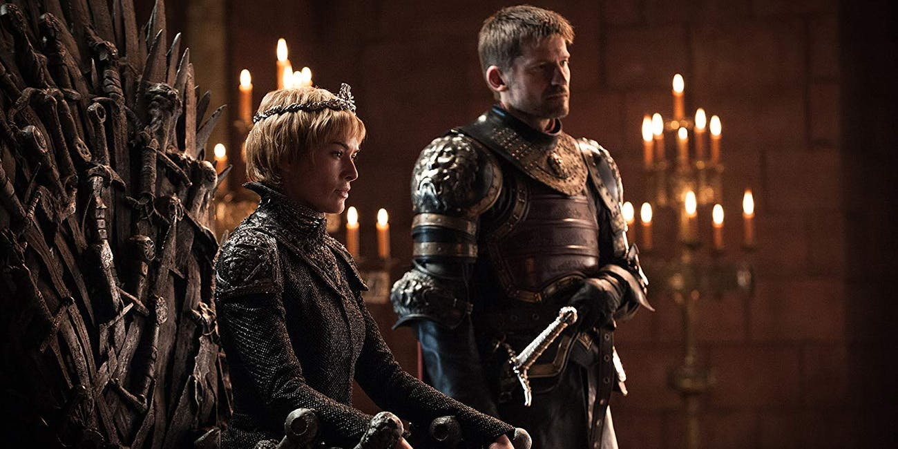 Lena Headey and Nikolaj Coster-Waldau on 'Game of Thrones' Season 7