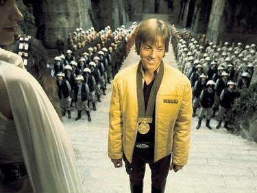 Gather Round for Dad Skywalker's Yarns at Star Wars Celebration