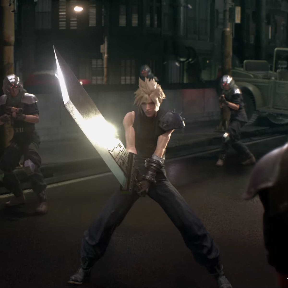 'FF7 Remake' demo: New combat system hits a series peak