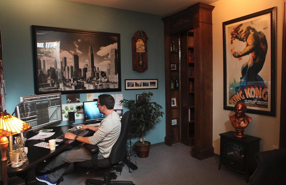 pixar office. Pixar\u0027s Andrew Gordon On How He Explains What Animators Actually Do Pixar Office T