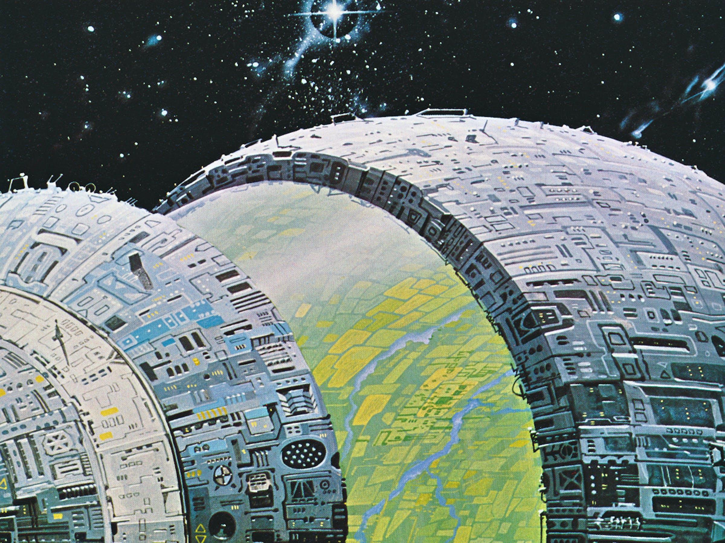 orbital colony