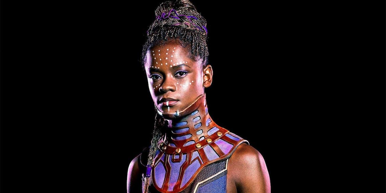 Marvel Shuri Black Panther