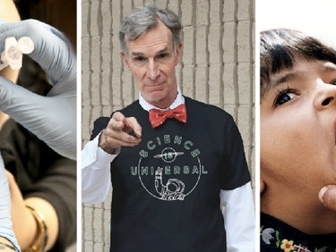 """Bill Nye Reminds Anti-Vaxers of the """"Paradox of Protection"""""""