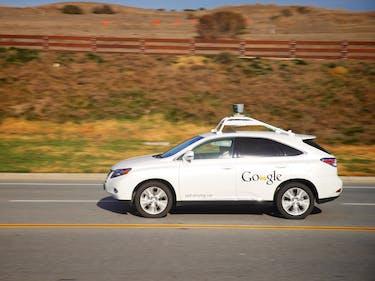 "Report: Google Self-Driving Car Employees Got ""F-You Money"""