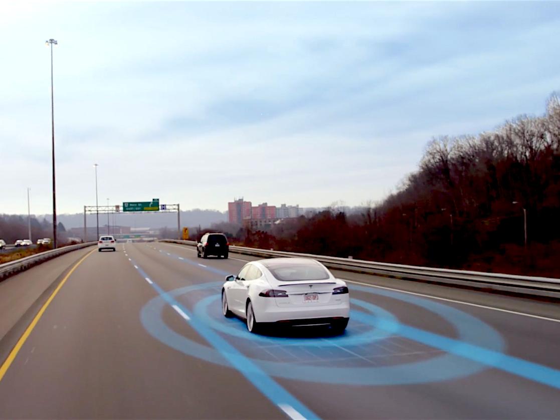 "Elon Musk Will Unveil ""Major Improvements"" for Autopilot"