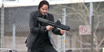 John Wick Chapter 2 action movie influences