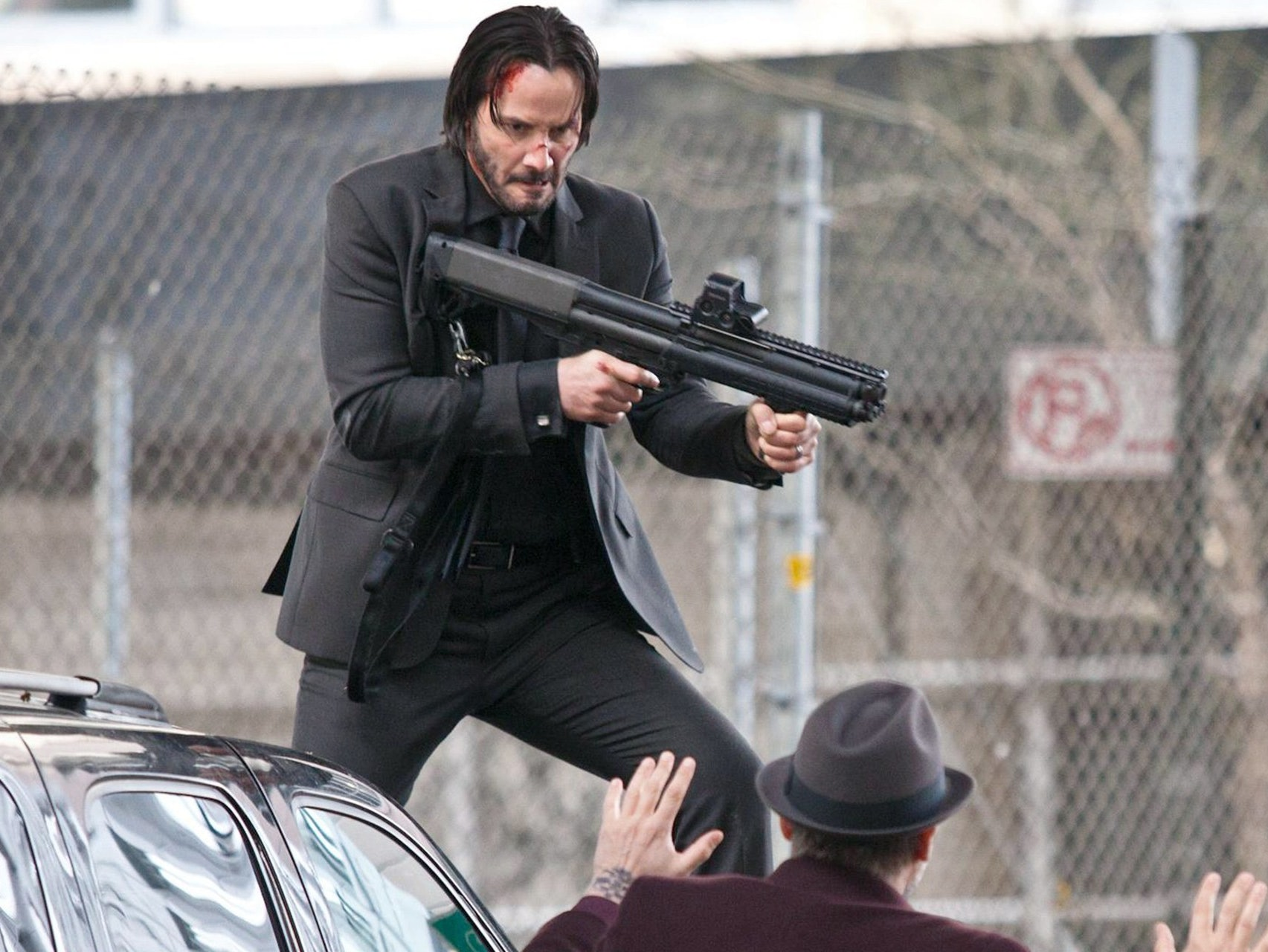 5 Key Fight Scenes That Influenced the 'John Wick' Movies