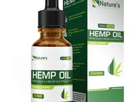 Nature's Landscape Hemp Oil Extract