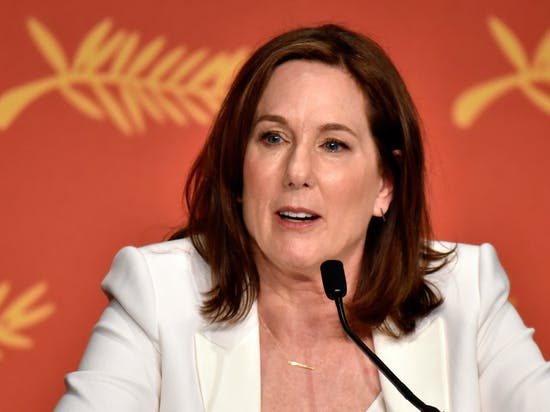 Kathleen Kennedy and Gareth Edwards Respond to 'Rogue One' Reshoots Controversy